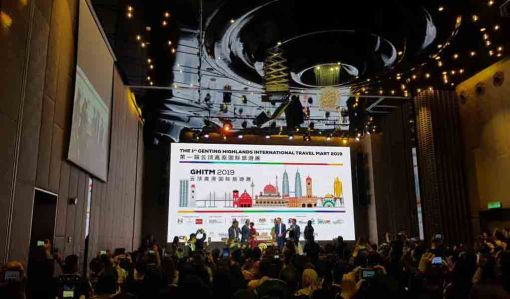 Inaugural Genting Highlands International Travel Mart 2019 - Integrated B2B Tourism & Travel Trade Convention