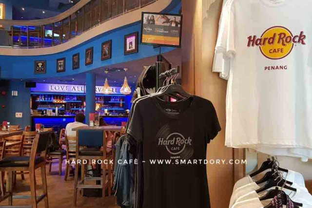 Hard Rock Cafe Penang