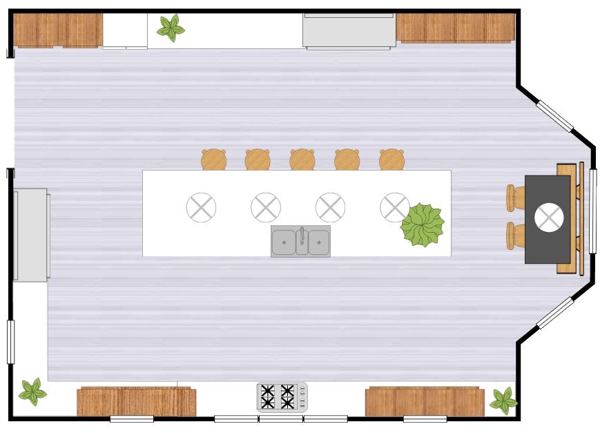 Free Online Kitchen Design App