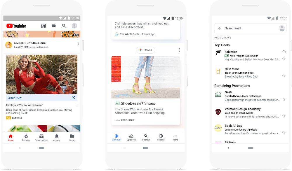 Google Will Auf Mobilgerate Mehr Werbeanzeigen Darstellen Die Uns Hilfreich Sein Sollen