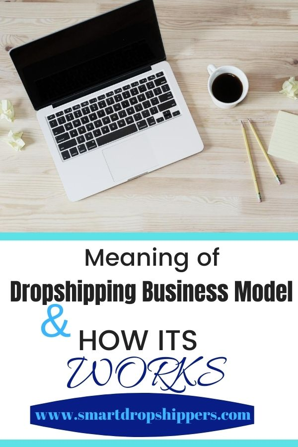 dropshipping business meaning