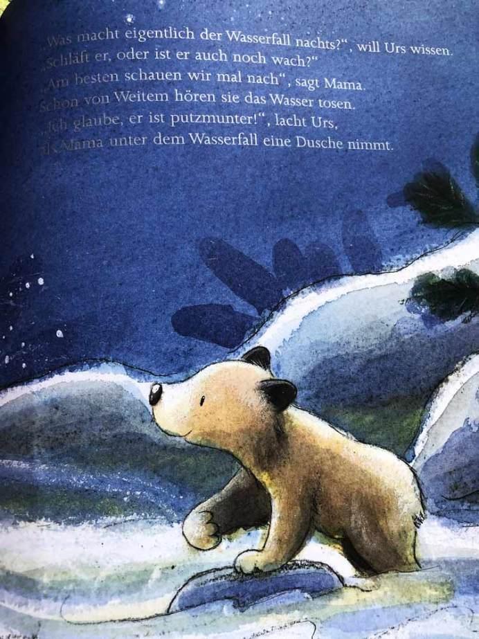 besten Bücher für Kinder ab 3 Jahre So ist die Nacht kleiner Bär
