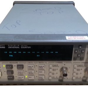HP 53131A - 010 225MHz Universal Counter