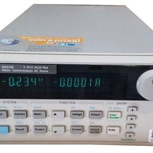 Agilent 66311B Mobile Communications DC Source 15V 3A