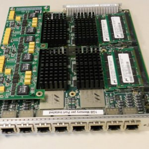 Ixia ALM1000T8 Application Module