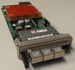 Radisys AMC7211 Single MidSize Quad GE Ethernet Module