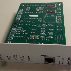 Spirent SmartBits AT-9020 ATM E1 SmartCard