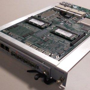 Spirent TestCenter EDM-1001A 4 Port 1G Dual Media Ethernet Module w/ ACC-2090B