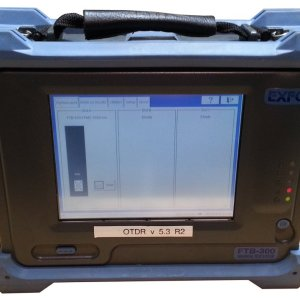 Exfo FTB-300 w/ FTB-5503 Polarization Mode Dispersion