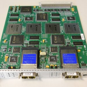Ixia LM1000GBIC 2-port Multilayer Gigabit Ethernet Load Module