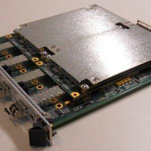 Ixia LM1000SFPS4 4-Port SFP 1000Mbps Ethernet Load Module