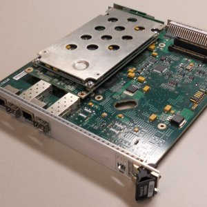 IXIA LM1000STXS2 2-port Dual-PHY 10/100/1000 Mbps Ethernet Load Module