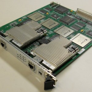Ixia LM1000T-5 2-port 10/100/1000-BaseT Module
