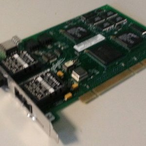 NetApp 111-00058 X2044B Dual Port FCAL Controller Card for Disk