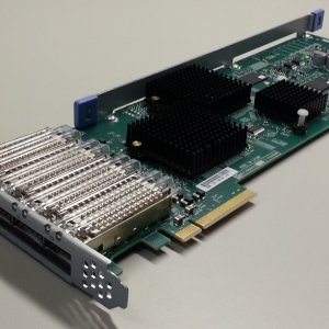 NetApp 4-Port X2067-R6 111-00625 6Gb SAS Adapter Controller