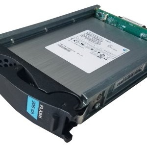 EMC 005049185 VX-VS6F-200 200GB SSD Flash Hard Drive