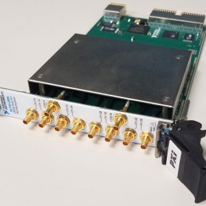 National Instruments PXI-2556 PXI RF Multiplexer Switch Module