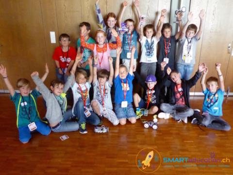 SMARTworkshop mit SMART'en Kids