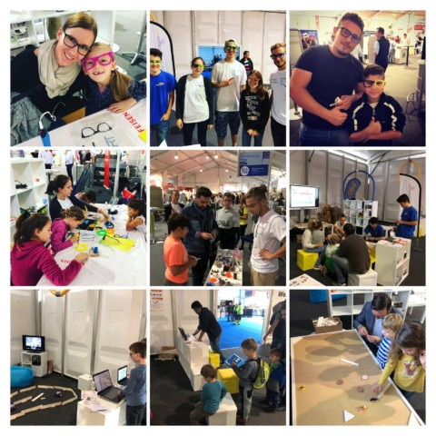 MakerDays 2017 – mit Spass auf die Zukunft vorbereitet 