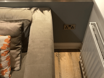 Planning Electrical Items In Your Lounge Or Dining Room