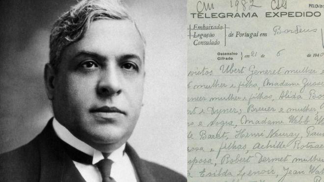 Portugal finalmente reconhece cônsul que salvou milhares do Holocausto