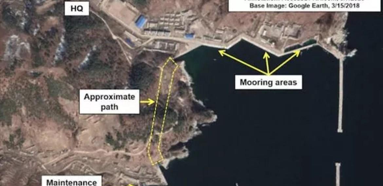 As bases secretas subterrâneas da Coreia do Norte EXPOSTAS como especialista aponta a 'fraqueza GIGANTE' de Kim