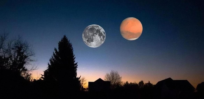 Nasa actualiza políticas para proteger Lua e Marte de contaminação humana