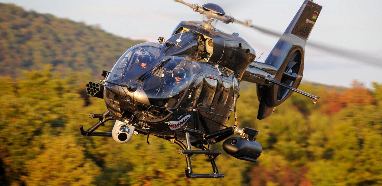 Airbus lança 'Team Nightjar 'para concorrer ao requisito do Heli australiano SOF