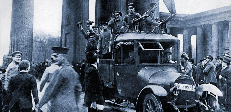 República de Weimar: a fragilidade da Democracia