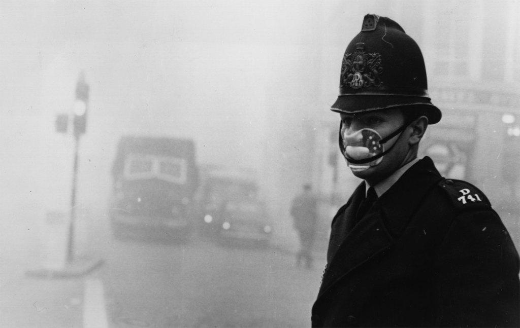 London fog 1952
