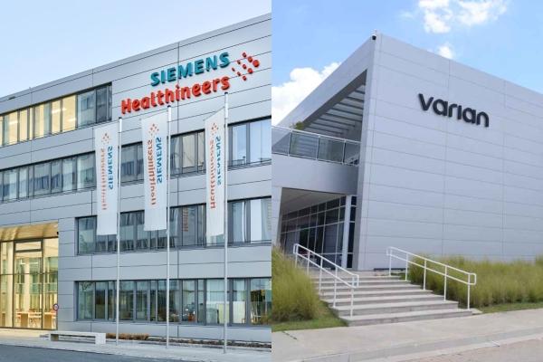 Siemens Healthineers adquire Varian por 16 bilhões de dólares