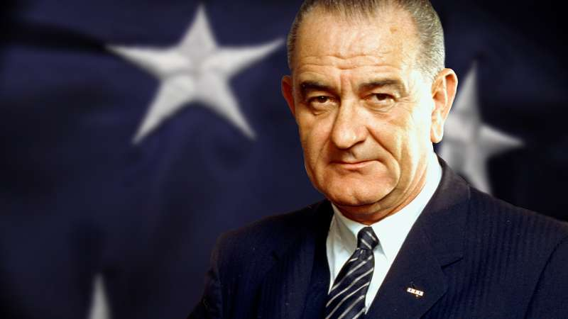 overview Lyndon B Johnson
