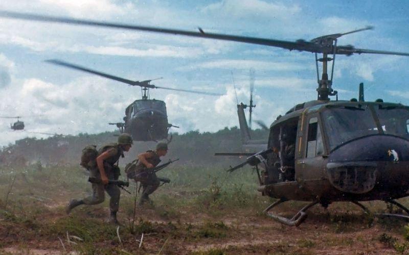 Vietname: A Guerra do Helicóptero