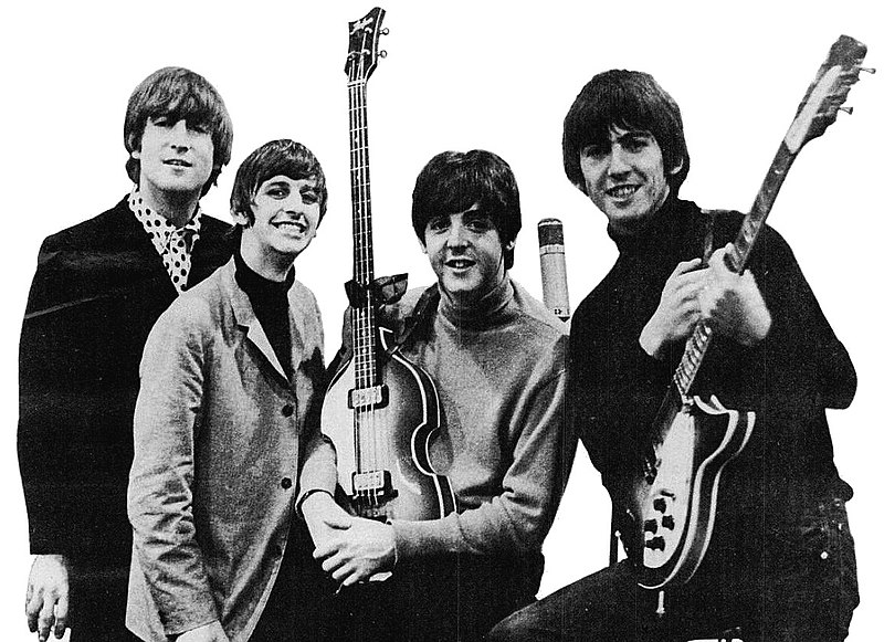 800px Beatles ad 1965 just the beatles crop