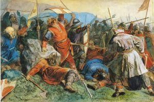800px Arbo Olav den helliges fall i slaget pa Stiklestad