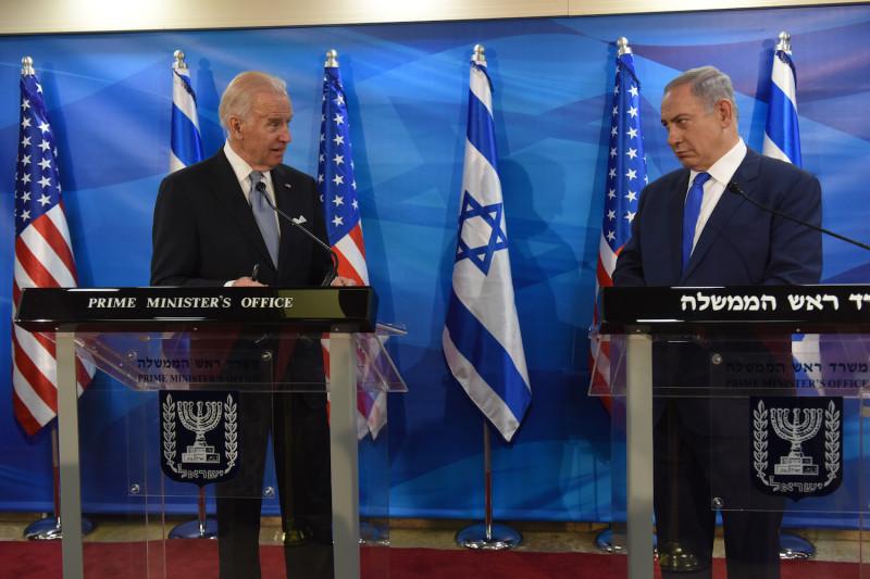 Biden é uma má notícia para Bibi?