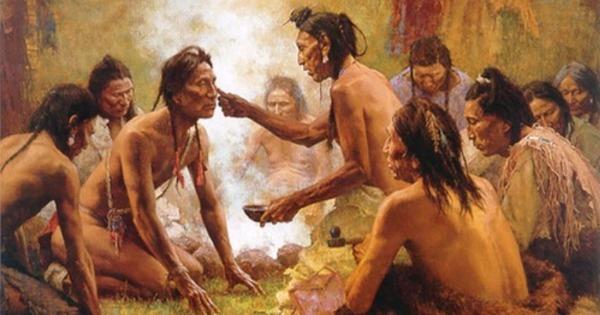 Povos indígenas e história pré-colombiana (Estados Unidos da América)