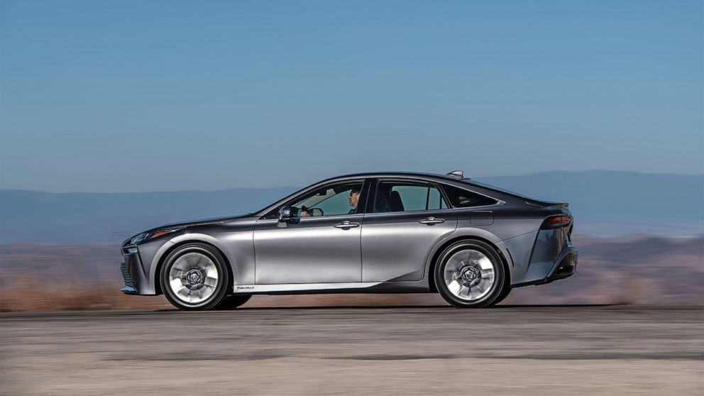 Os veículos com célula de combustível de hidrogénio são o futuro dos automóveis?