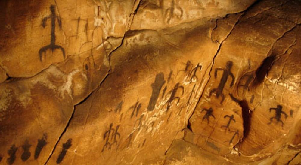 grotta del genovese levanzo 1