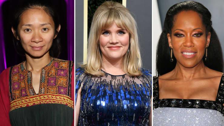 Os Globos de Ouro fazem história com a indicação de três diretoras