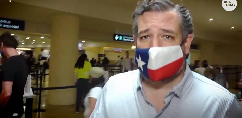 Uma noite em Cancún: a decisão desastrosa de Ted Cruz de sair de férias durante a crise de tempestade no Texas