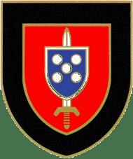 Portuguese Army Commandos Crest