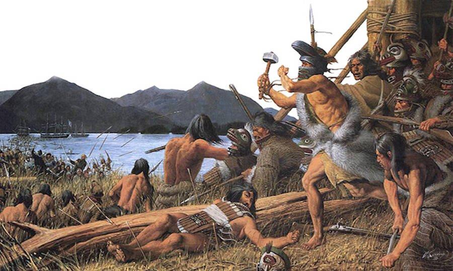 Forte 'sagrado' onde os indígenas do Alasca resistiram aos invasores russos descobertos após 200 anos