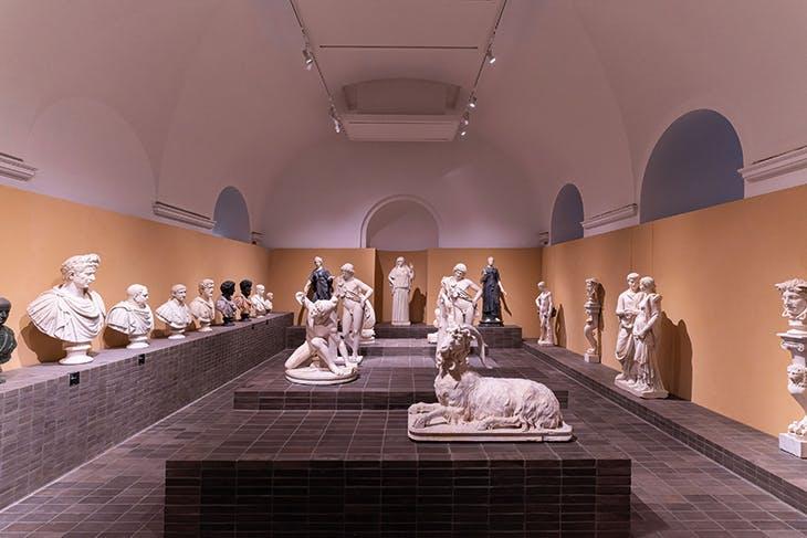 Uma famosa coleção particular romana finalmente é divulgada