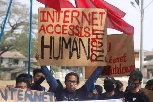 Golpe de Myanmar: como os militares desorganizaram a internet