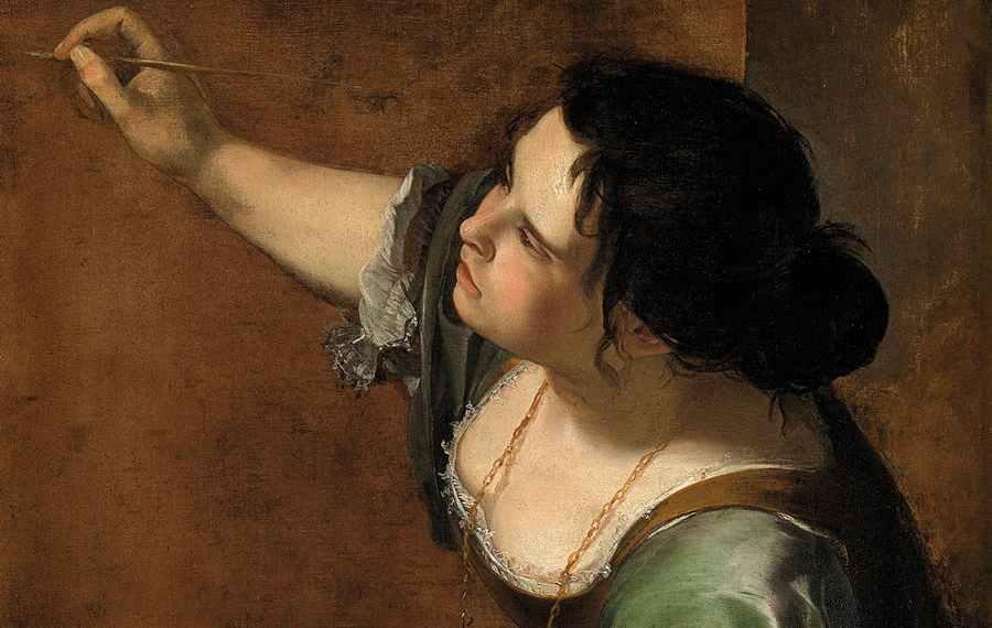 As provas e triunfos da Artemisia Gentileschi