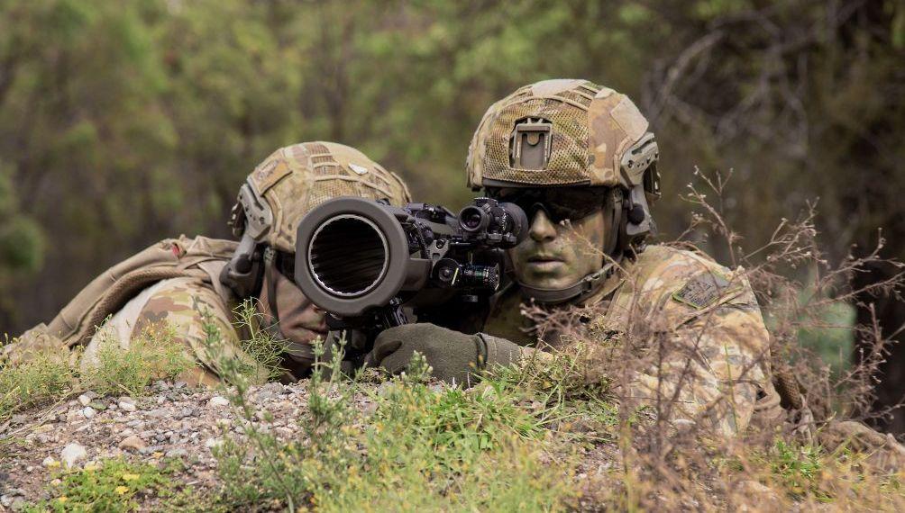 Exército australiano começa os testes operacionais do Carl-Gustaf M4