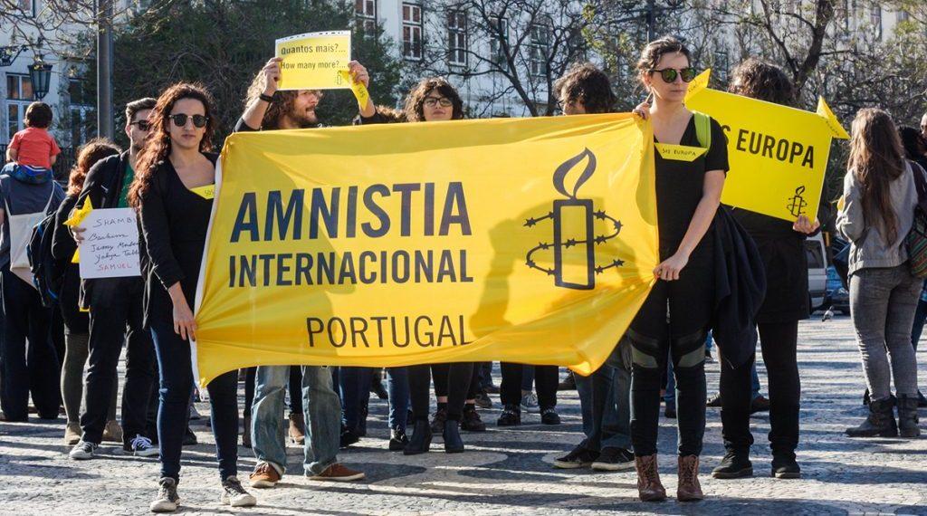 """Amnistia Internacional considera """"gravíssimo"""" envio de dados de ativistas russos pela CML"""