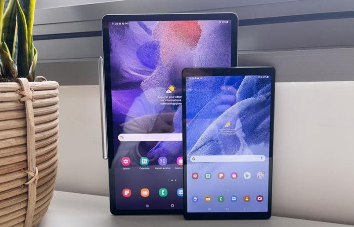 Galaxy Tab S7 FE e Galaxy Tab A7 Lite: novos tablets de Verão da Samsung