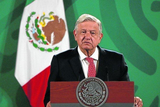 Grupos condenam presidente mexicano por mirar na imprensa